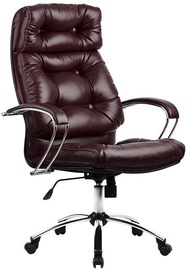MN Office Chair Burgundy LK-14