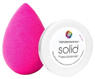 BeautyBlender Sponge Original BB5400 + Solid Blender Cleanser