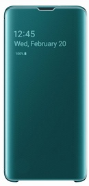 Samsung S-View Flip Cover For Samsung Galaxy S10 Green