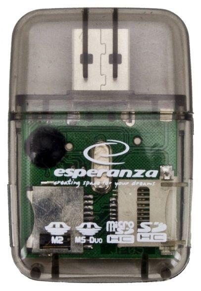 Esperanza Card Reader All in One EA132 USB 2.0