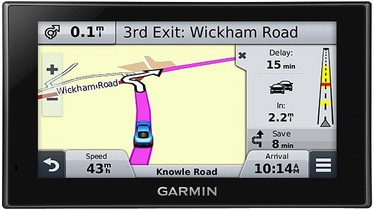 Garmin Nuvi 2569 West-Europe LMT-D