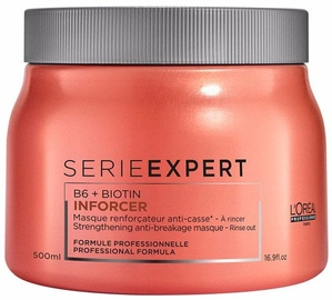 Kaukė plaukams L`Oréal Professionnel Serie Expert Inforcer Anti-Breakage, 500 ml