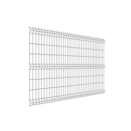 Tvoros segmentas, 2500 x 1530 x 4 mm, pilkas