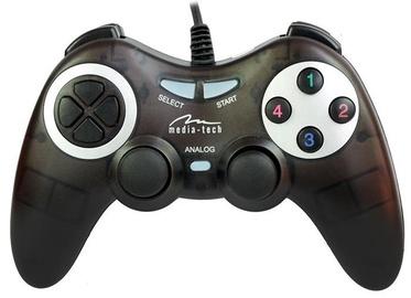 Media-Tech Corsair II - Gamepad with VIBRATION FORCE PC Black