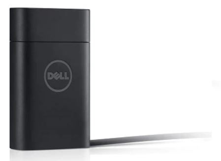 DELL AC Adapter USB Black Type-C
