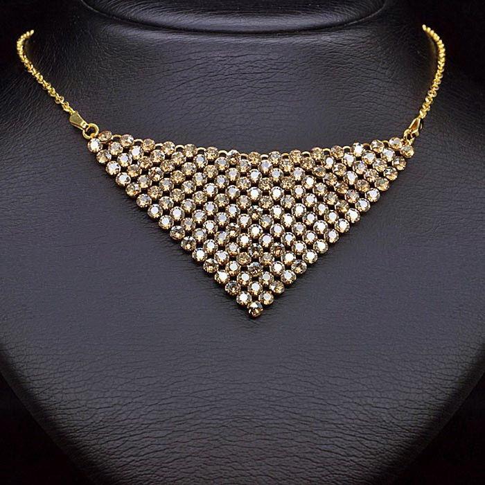 Diamond Sky Pendant Jennifer With Swarovski Crystals