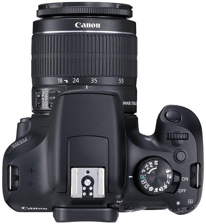 Canon EOS 1300D EF-S 18-55mm f/3.5-5.6 IS II