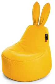 Кресло-мешок Qubo Baby Rabbit, желтый, 120 л