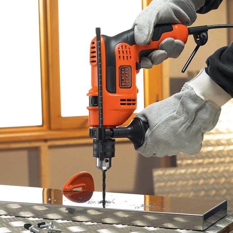 Black & Decker KR714S32 Impact Drill w/ 32 Piece Bit Set 710W
