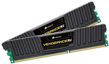 Corsair Vengeance Low Profile 8GB DDR3 CL9 KIT OF 2 CML8GX3M2A1600C9