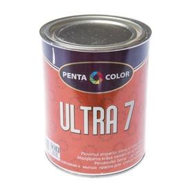 Krāsa iekšdarbiem Pentacolor Ultra 7, 1 l