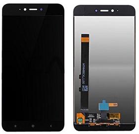 Mobilo tālruņu rezerves daļas Xiaomi Redmi Note 5A Black LCD Screen