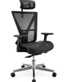 Biuro kėdė (vadovo) Prince, pakeliama