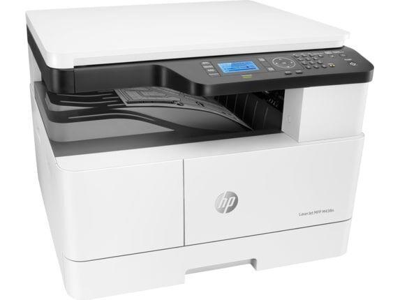 Многофункциональный принтер HP MFP M438n, лазерный