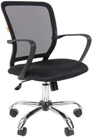 Biroja krēsls Chairman 698 Chrome TW-01 Black