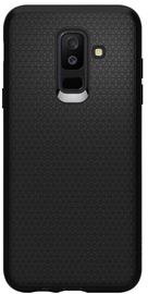 Spigen Liquid Air Case For Samsung Galaxy A6 Plus Black