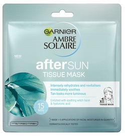 Garnier Ambre Solaire After Sun Tissue Mask 1pcs
