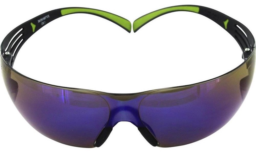 3M Safety Goggles Secure Fit 400 Blue