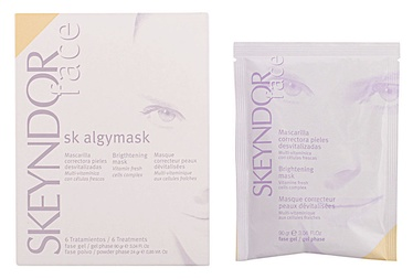 Skeyndor Face Sk Algymask Brightening Mask 6 Treatments