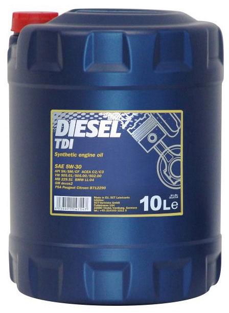 8bfd0e16a90 Mootoriõli Mannol Diesel TDI 5W-30, 10l - Krauta.ee