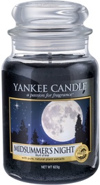Kvepianti žvakė Yankee Candle Classic Large Jar Midsummers Night, 623 g, 110 h