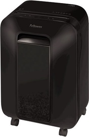 Fellowes Powershred LX201 Micro-Cut Shredder Black