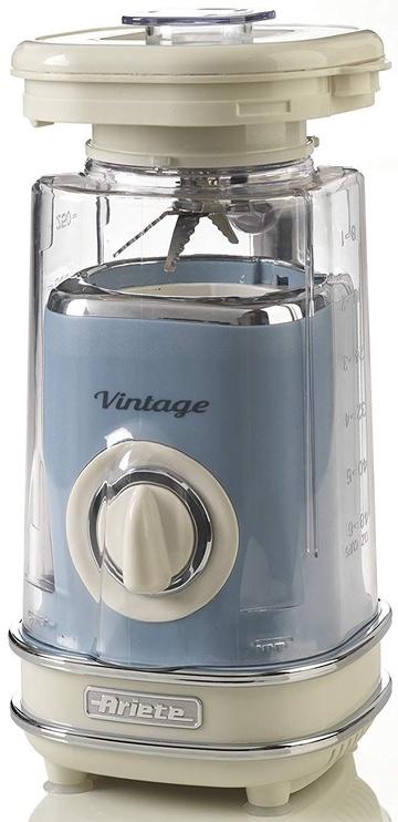 Ariete 568 Vintage Blender Blue