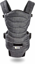 Hauck  Melange 2 Way Carrier Charcoal