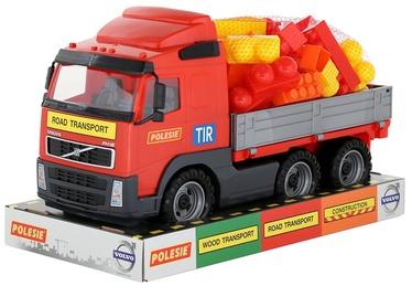 Wader Volvo Ramp Truck With Blocks 58249