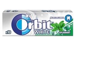Kramtomoji guma Orbit White Spearmint, 14 g