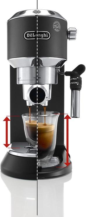 Кофеварка De'Longhi Dedica Style EC685.BK