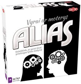 Stalo žaidimas Tactic, Alias Vyrai ar moterys