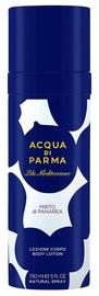 Kūno losjonas Acqua Di Parma Blu Mediterraneo Mirto Di Panarea, 150 ml