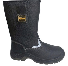 Rubber boots S3, size 45