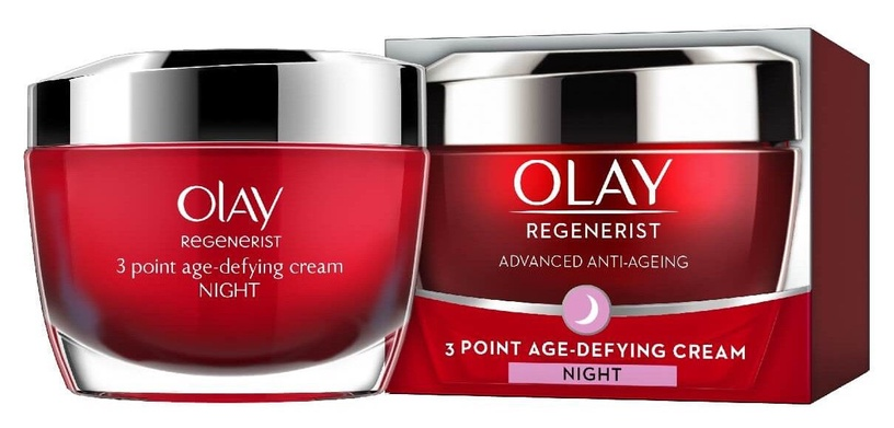 Olay Regenerist 3 Point Age Defying Night Cream 50ml