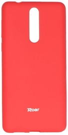 Roar Colorful Jelly Back Case For Nokia 8 Red