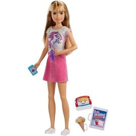 Кукла Mattel Barbie Skipper Babysitters INC & Accessories FXG91