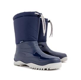 Moteriški sniego batai Demar, su aulu, mėlyni, 39-40 dydis