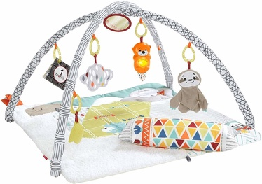 Fisher Price Perfect Sense Deluxe Gym GKD45
