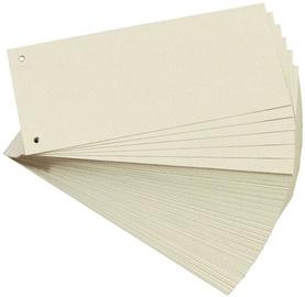 Herlitz Divider Strips 10843621 Beige 100pcs