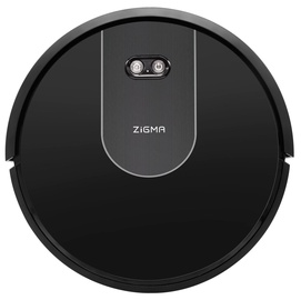 Zigma Seeker Smart Robot Vacuum Cleaner Black