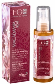 ECO Laboratorie Macadamia SPA Nourishing Hair Oil-Fluide 100ml