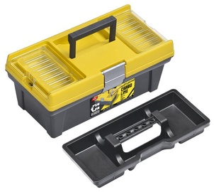 Patrol Tool Box Stuff Semi Profi 12 Carbo