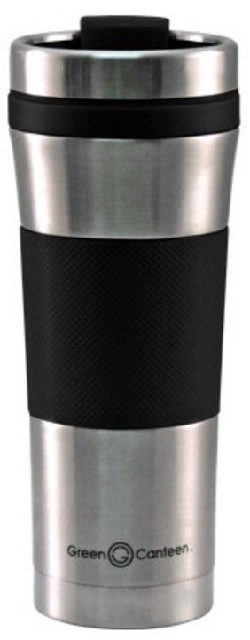 Green Canteen Cafe To Go 0.47l Black