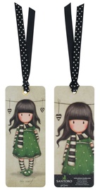 Santoro Gorjuss The Scarf Bookmark