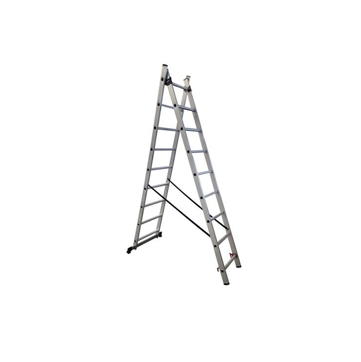Kāpnes Haushalf BL-E209, 2 x 9 pak