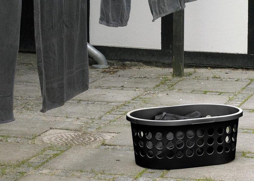 Plast Team Springfield Linnen Basket Black