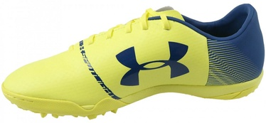 Futbolo bateliai Under Armour TF Spotlight 1289539-300 Yellow, 45