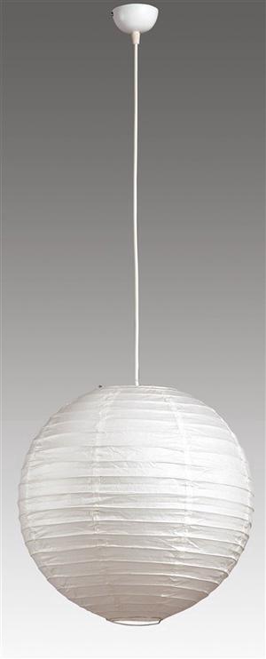 Abažūrs Futura 1423/1, 40cm, balts