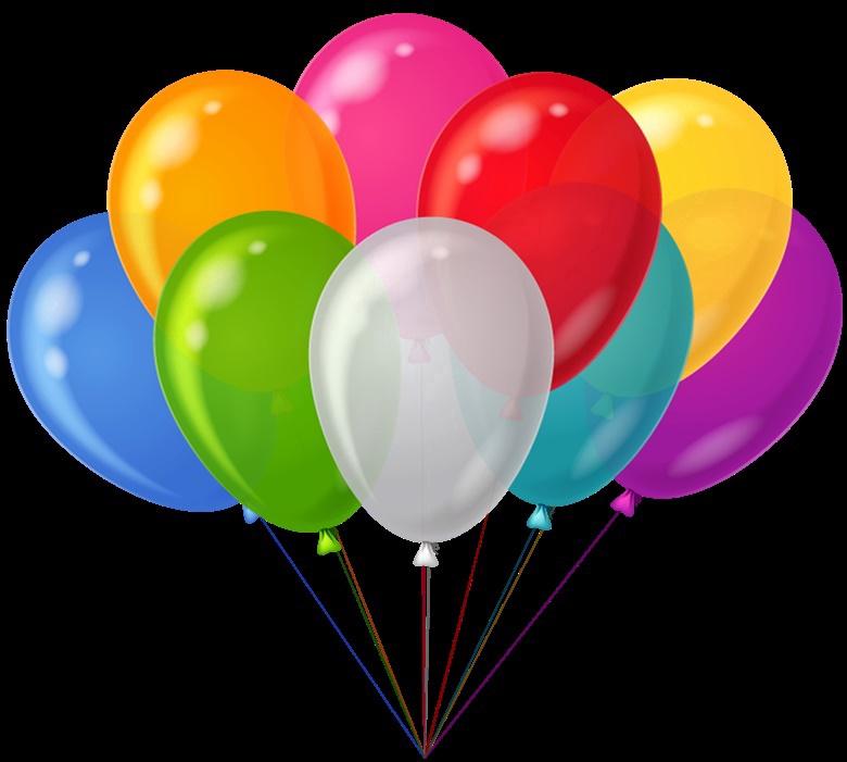 Õhupallid kirjaga 5106, 12 tk